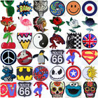Embroidered Iron On / Sew On Patches Badges Transfers appliques- Fancy Dress