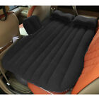 Inflatable Flocking Car Bed Back Seat Air Mattress Travel Camping Sleeping Pad