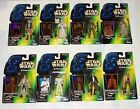 Star Wars Figures LOT POTF MIB Unopened Power of the Force 90s Kenner $5.0 USD