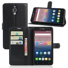 Colors wallet leather case / Card Holder for alcatel Pixi 4 (6) 3G  a