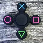 2017HOT Fidget Hand Finger Spinner PlayStation PS Controller Focus on Stress Toy