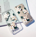 iPhone 6/6s 6Plus Flower Floral Pattern Clear Soft TPU Silicone Phone Case Cover