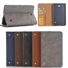 """Smart Book Case Stand Leather Cover Holder For Samsung Galaxy Tab 4 7"""" T230 T231"""