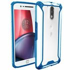 For Moto G4 / Moto G4 Plus | Poetic [Slim Thin] TPU Bumper Shockproof Case Cover