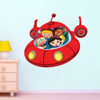 Little Einstein Wall Decal Spaceship TV Show Kids Bedroom...