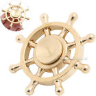 Rudder Spinner Fidget Finger Stress Hand Desk Focus Toy EDC ADHD Autism New