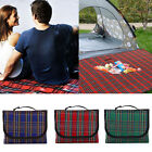 Large Waterproof Picnic Blanket Rug Travel Outdoor Beach Camping Mat 3 Color