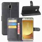 For Samsung Galaxy J7 2017/J7 Pro Leather Flip magnet Cover Protective Case