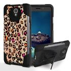 For ZTE Prestige 2 Zfive 2 Z837VL Z828 Avid Trio Maven 2 Rugged Case Cover N9136
