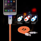 LED Glowing Micro USB 2.0 Fast Charging Cable Data Sync Cord For Samsung Huawei