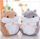 Cute Anime Fluffy Stuffed Doll new lovely fat hamster plush doll lovers gifts**
