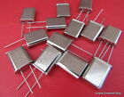 HC49 Leaded Crystals. Various Frequencies, Various Pack Size. Trusted UK Seller.