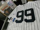 NY Yankees #99 Aaron Judge Home Cool Base Jersey