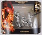 New Star Wars Commemorative Episode III Revenge Dvd Collection Clone Troopers $14.36 USD