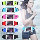 Sports Running Jogging GYM Waist Band Belt Phone Holder For iPhone 6 6S 7 8 Plus image