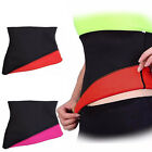 Women Neoprene Body Shaper Slimming Waist Trainer Cincher Corset Slim Belt Sport