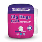 Slumberdown Big Hugs 10.5 Tog All Year Round Hollowfibre Duvet