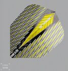 Target Quartz Vision Ultra Extra Strong No6 Shape flights Yellow 1x3 or 5x3 Pack