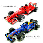 Kids Formula One Racing Car F1  Friction Powered Car Toy 1:18 Scale With Sound