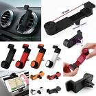New Mobile Phone in Car Air Vent Mount Cradle Stand Holder For iPhone 7 / 7 Plus