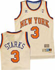 New York Knicks John Starks Jersey Official Adidas Swingman White 7484A New tags on eBay