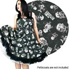 Steel Kitten Missing Bones Swing Dress 50s Punk Rockabilly Gothic Retro Alt