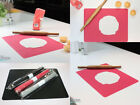 Non-Slip Flexible Waterproof Insulation Silicone Baking Mat Table Protector