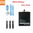 Original Xiaomi Max Mi5 Note Mi4C Mi4i / Redmi Note 2 3 Replacement Battery+Tool