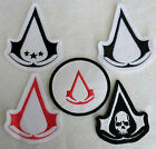 Assassins Creed Embroidered patches