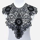 1 PC Applique Embellishments Trims DIY Neck Collar  Lace Fabric Sewing Craft Hot