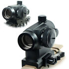 LIVABIT 45 Degree Holographic Red Green DOT Reticle Reflex Sight Scope HuntingRed Dot & Laser Scopes - 66827