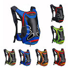 15L Bicycle Cycling Rucksack Backpack Hydration Pack Hiking Water Sports Bag New