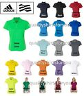 ADIDAS Women's Dri Wick Climalite GOLF Ladies Polo Sport Shi