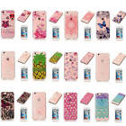 For iPhone 6 / 6s Soft Shockproof Rubber Glossy Light Practical Back Case Cover