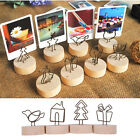 Note Memo Desk Picture Photo Frame Clip Holder Stand Decor For Polaroid Film