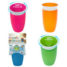 Munchkin Miracle 360 Sippy Cup 296ml / 10oz Mobility Cup Non Spill Toddler Cup