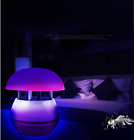 Anti Mosquito Electric UV Light Insect Killer Grill Pest Fly Bug Zapper New