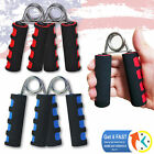 2X Exercise Foam Hand Grippers Forearm Grip Strengthener Grips heavy - ONE PAIR image