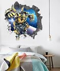 "Buy ""3D Transformers 845 Wall Murals Wall Stickers Decal breakthrough AJ WALLPAPER US"" on EBAY"