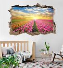 3D Color Flowers 85 Wall Murals Wall Stickers Decal breakthrough AJ WALLPAPER US