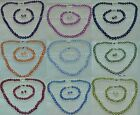 Wholesale 15 Set 7-8mm Freshwater Pearl Necklace  Bracelet Earring pearl sets