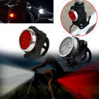 Bike HJ 030 Front Rear Tail Lights USB Rechargeable LED Headlight Lamp Safety