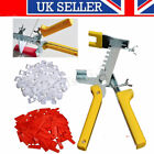 Tile Leveling Spacer System Tool & Wedges & Pliers Tool Tiling Flooring Set New
