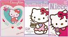 "Official ""HELLO KITTY"" Birthday Cards for a Granddaughter, Daughter, Or Niece"