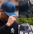 Gym King Snapback Cap Adjustable 3D Embroidered Baseball Trucker Cap