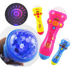 Light-up Flashing Light Microphone Style Kids Party Glow Stick Toy Gift