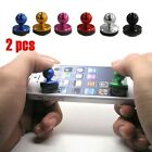 2Pcs Smart Phone Touch Screen Small Size Game Controller Mobile Joystick