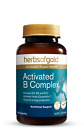 HERBS OF GOLD - ACTIVATED B COMPLEX 60C - MTHFR GENE DEFECT SUPPORT