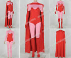 Marvel Comics X-men Cosplay Scarlet Witch Costume Battle Sui