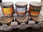 NEW AUTUMN / FALL 2017 3 WICK CANDLES FROM BATH & BODY WORKS USA